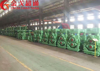 Automatic Hot Rolling Machine With Automatic Cooling Bed And Natural Cooling
